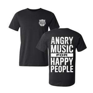 Angry Music For Happy People T-Shirt