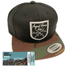 Load image into Gallery viewer, Leveler Snapback Hat + Livestream Ticket