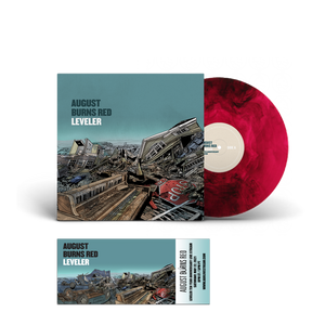 Leveler: 10th Anniversary Edition Vinyl LP (Red Smoke) + Livestream Ticket