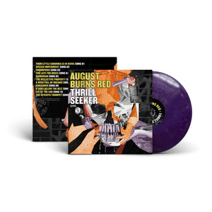 Thrill Seeker Live LP (PURPLE)