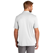 TKE TravisMathew White Performance Polo
