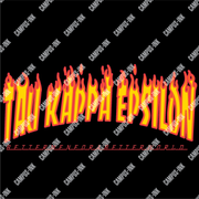 Tau Kappa Epsilon Fire Design