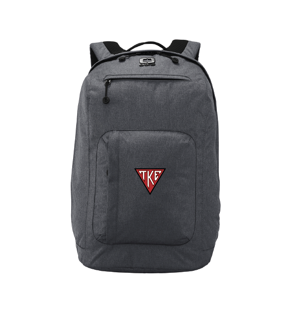 TKE Houseplate Backpack