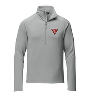 TKE Houseplate North Face Quarter Zip Jacket