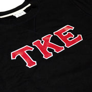 TKE Letters Champion Fleece Crewneck