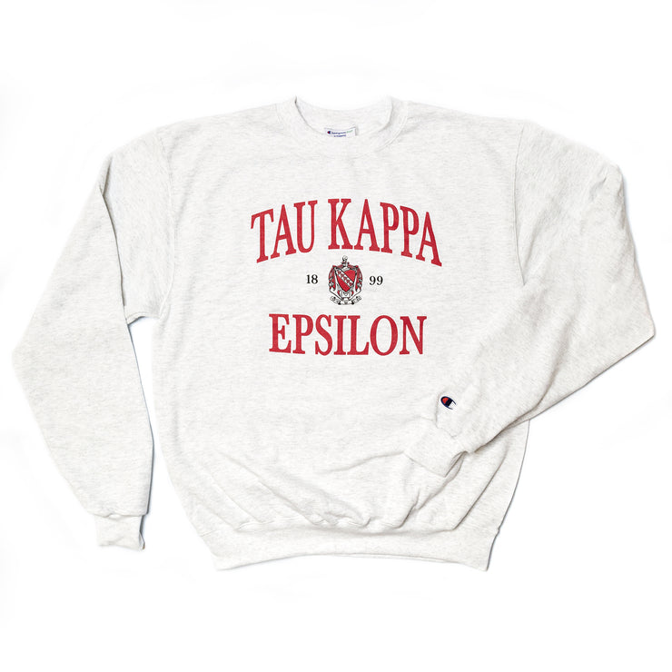 TKE Champion Double Dry Eco® Crewneck