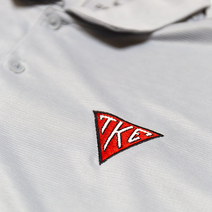 TKE Houseplate Nike Dri-FIT Polo