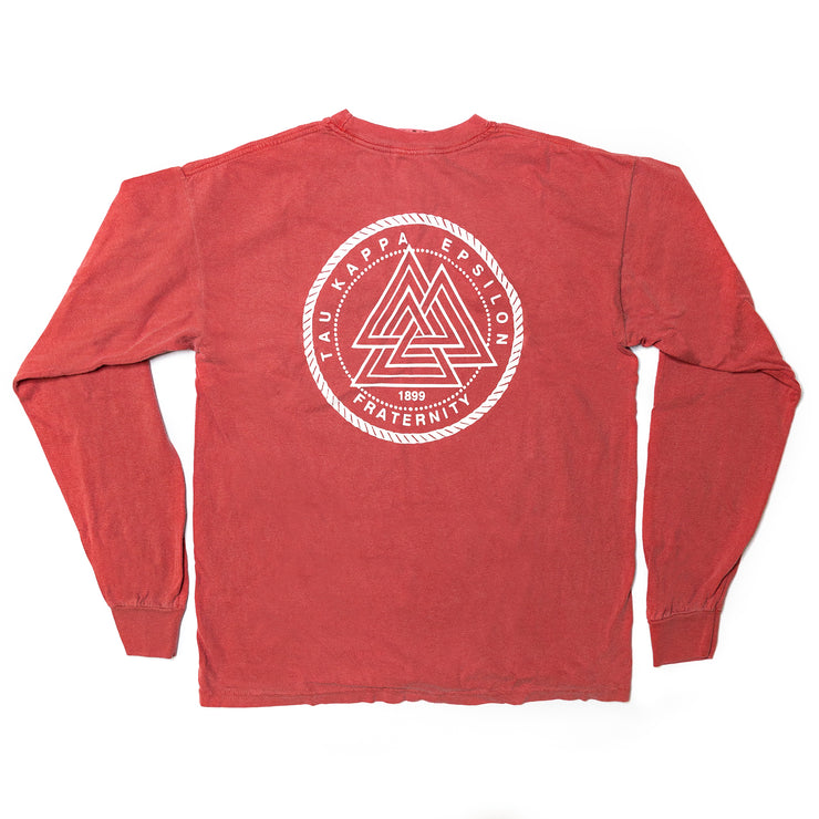 TKE Seal Pocket Long Sleeve