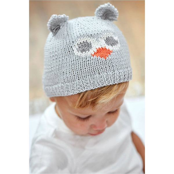 5275 DMC BABY COTTON OWL PATTERN