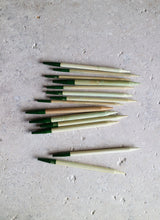 "GROVE BAMBOO 5"" INTERCHANGEABLE NEEDLE TIPS"