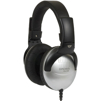 KOSS 183773 UR29 Full-Size Collapsible Over-Ear Headphones