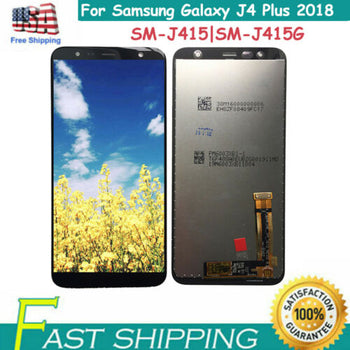 For Samsung Galaxy J4 Plus 2018 SM-J415G/DS LCD Screen Touch Digitizer Assembly