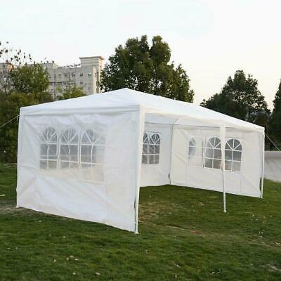 Outdoor 10'x20' Canopy Party Wedding Tent Gazebo Pavilion Cater Events 4 Sidewall