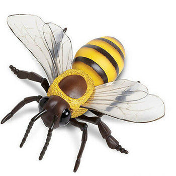Honey Bee Incredible Creatures Figure Safari Ltd NEW Toys Collectibles Education
