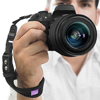 Rapid Fire Camera Hand Wrist Strap for DSLR and Point & Shoot by Altura Photo