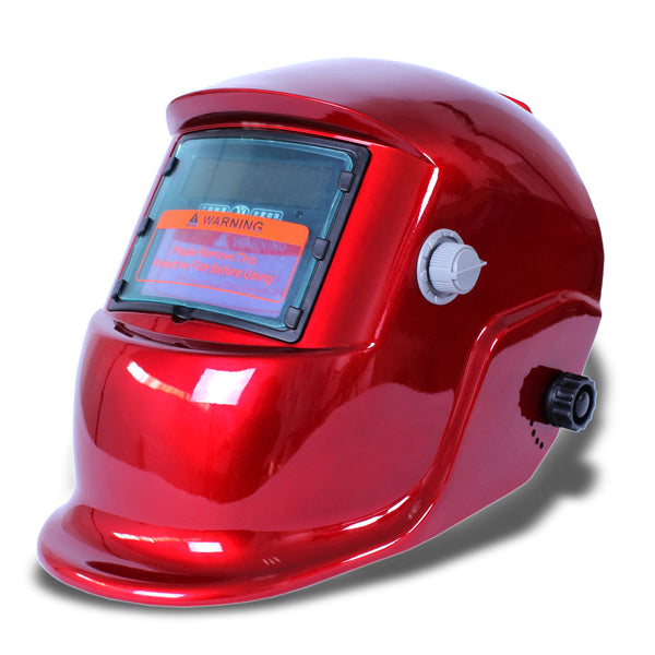 Auto Darkening Solar Welding Helmet with Grinding Function