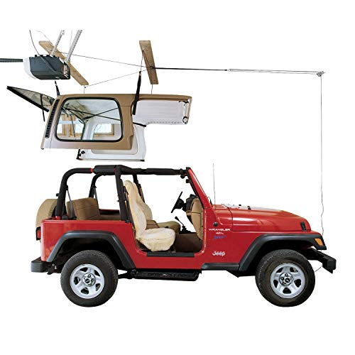 Harken Hoister JEEP Hard Top 4 Point Lift System 45 - 145lb/10'