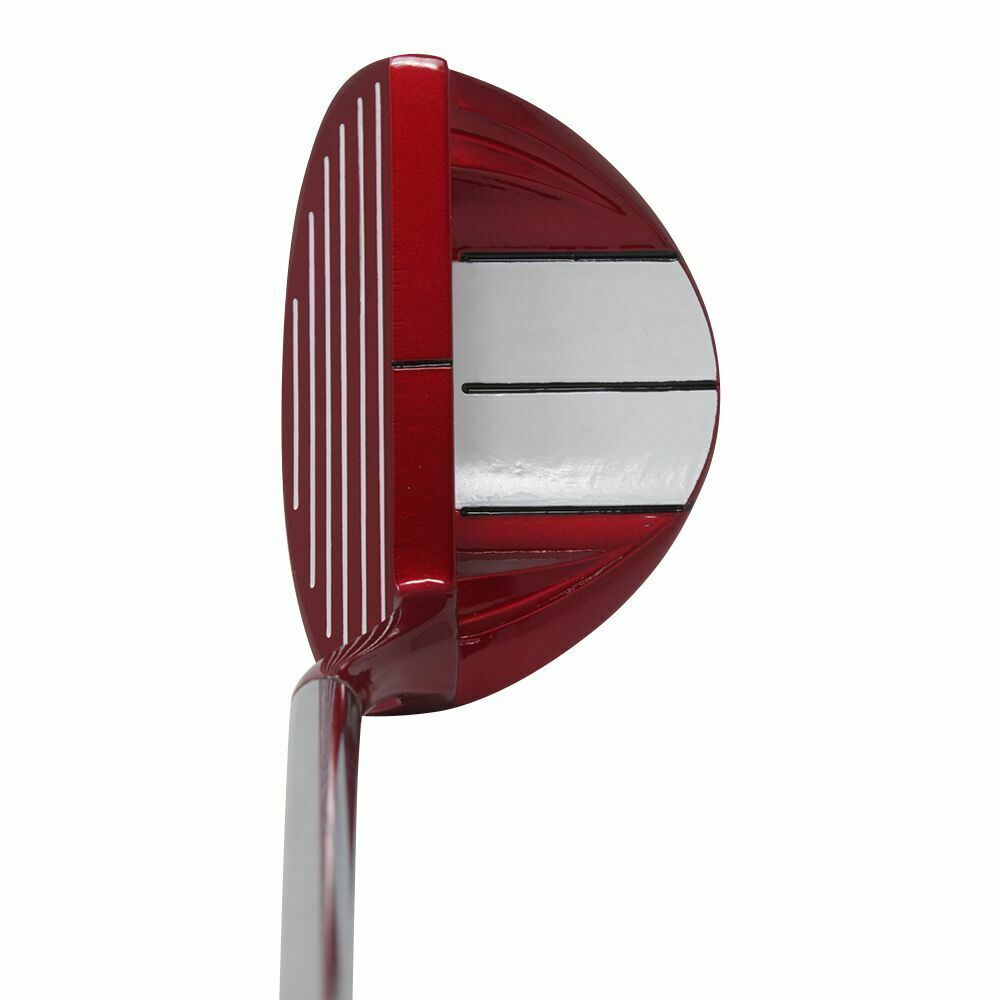 Money Club Golf Chipper Right Handed Mens 37° Red Club Chipping Chip Bump Run