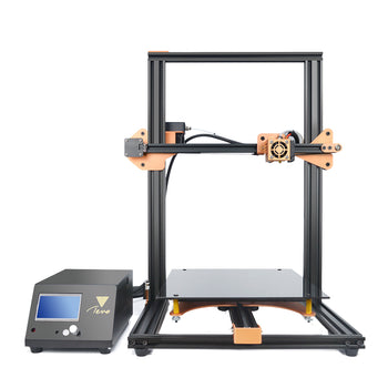 TEVO Tornado DIY 3D Printer Kit 300*300*400mm Large Printing Size 1.75mm 0.4mm Nozzle
