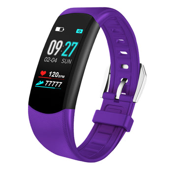 XANES G6 0.96'' IPS Color Screen Waterproof Smart Watch Heart Rate Monitor Sports Fitness Bracelet Mi Band