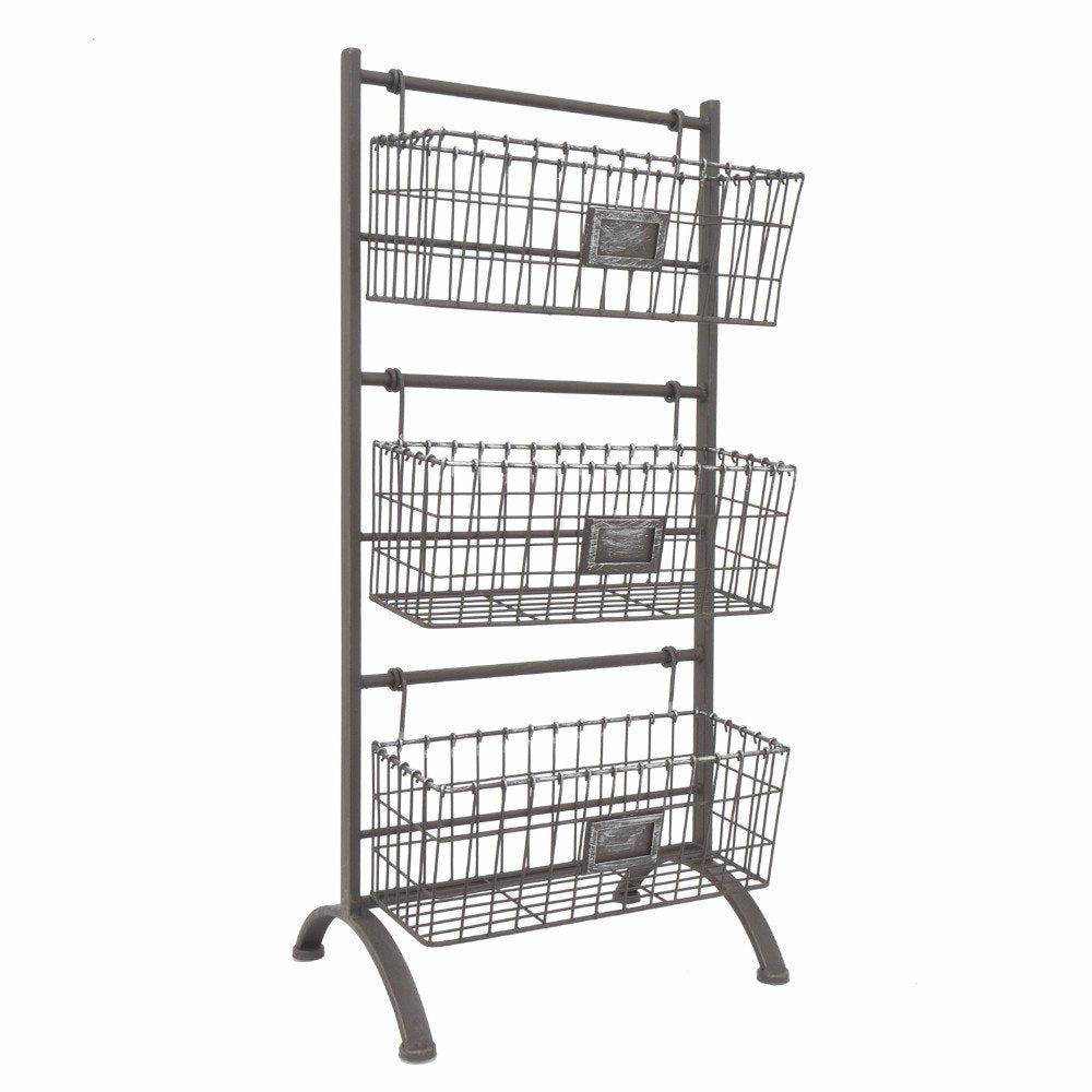 Baskets Storage Rack