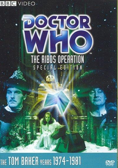 DR WHO-RIBOS OPERATION (DVD/SPECIAL EDITION/EP-98/ENG-SUB)