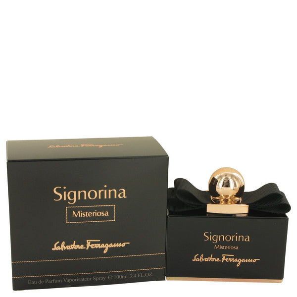 Signorina Misteriosa by Salvatore Ferragamo Eau De Parfum Spray 3.4 oz for Women