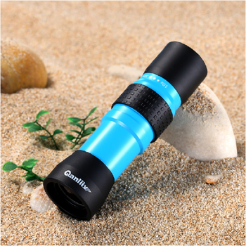 10-30X25 Mini Telescope High Magnification Optical Monoculars Night Vision Telescope