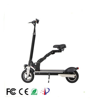 36V 350W Electric Scooter 18.2A Lithium Battery Foldable For City Walk