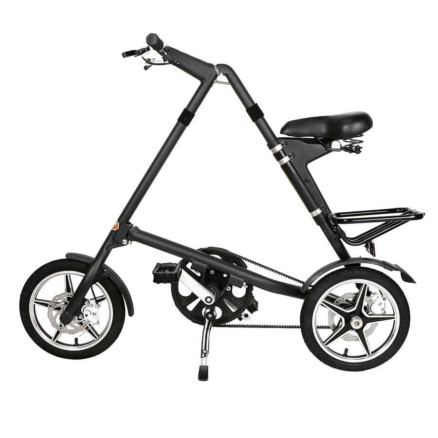 Folding Bike MINI Bicycle 16inch Wheel Smallest Aluminum Alloy Frame