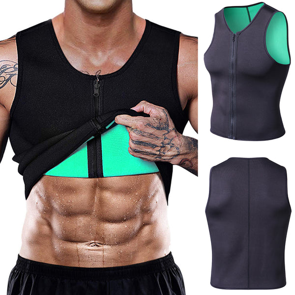 Neoprene Body Shaper Slimming Slim Sweat Trainer Yoga Gym Cincher Vest Shapewear