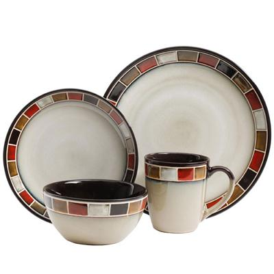 GE Roja 16PC DinnerWare Set