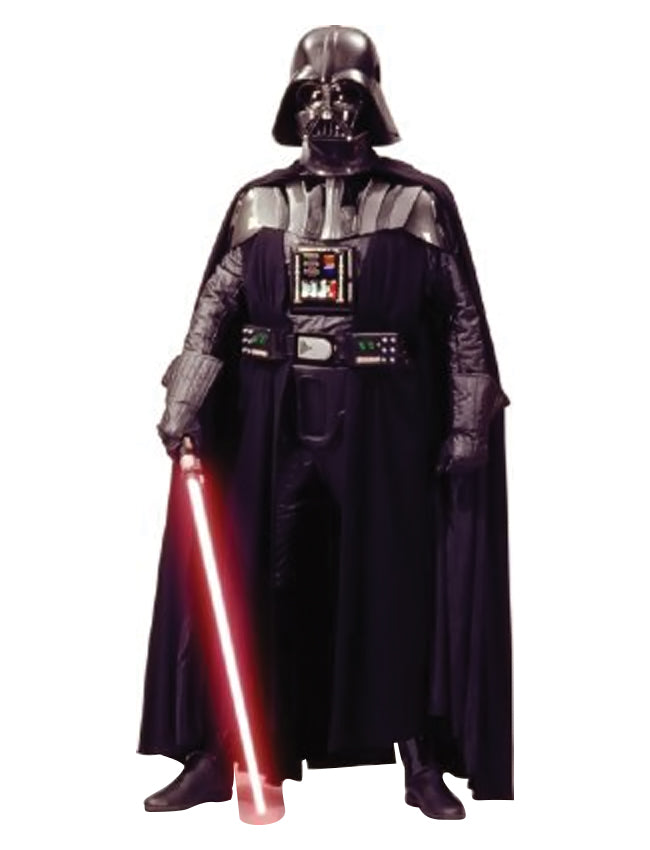 Advanced Graphics Lifesize Wall Decor Cardboard Standup Poster Darth Vader Talking