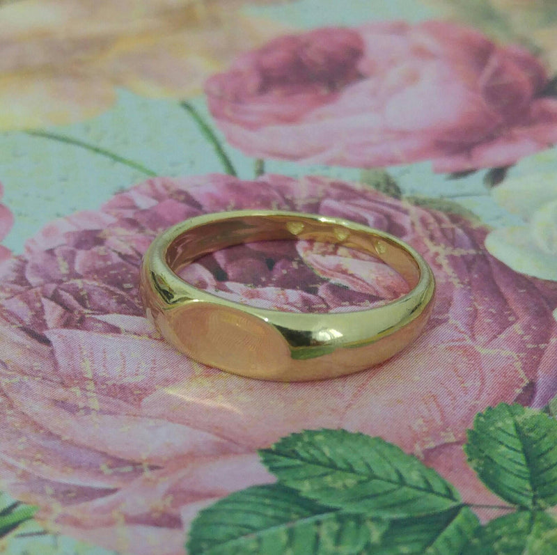 Women promise ring engraving