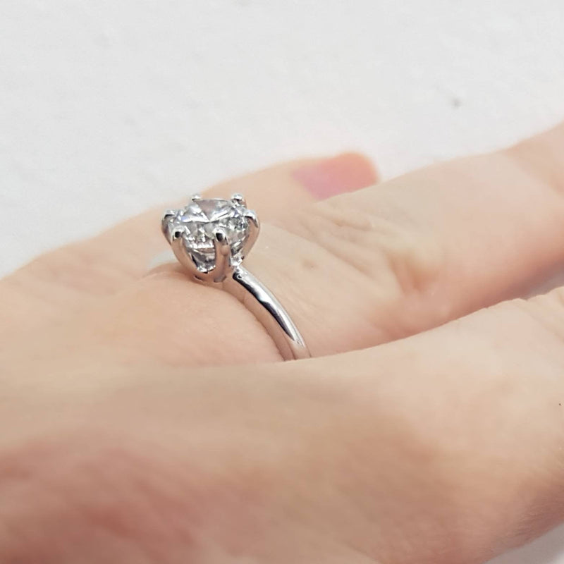 Proposal Engagement Ring