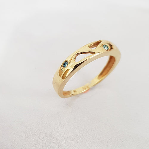 Vintage Jewelry Gold Ring