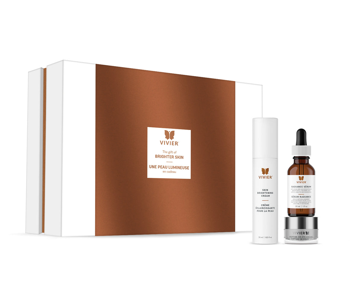 Vivier Holiday Gift Set - Brighter Skin