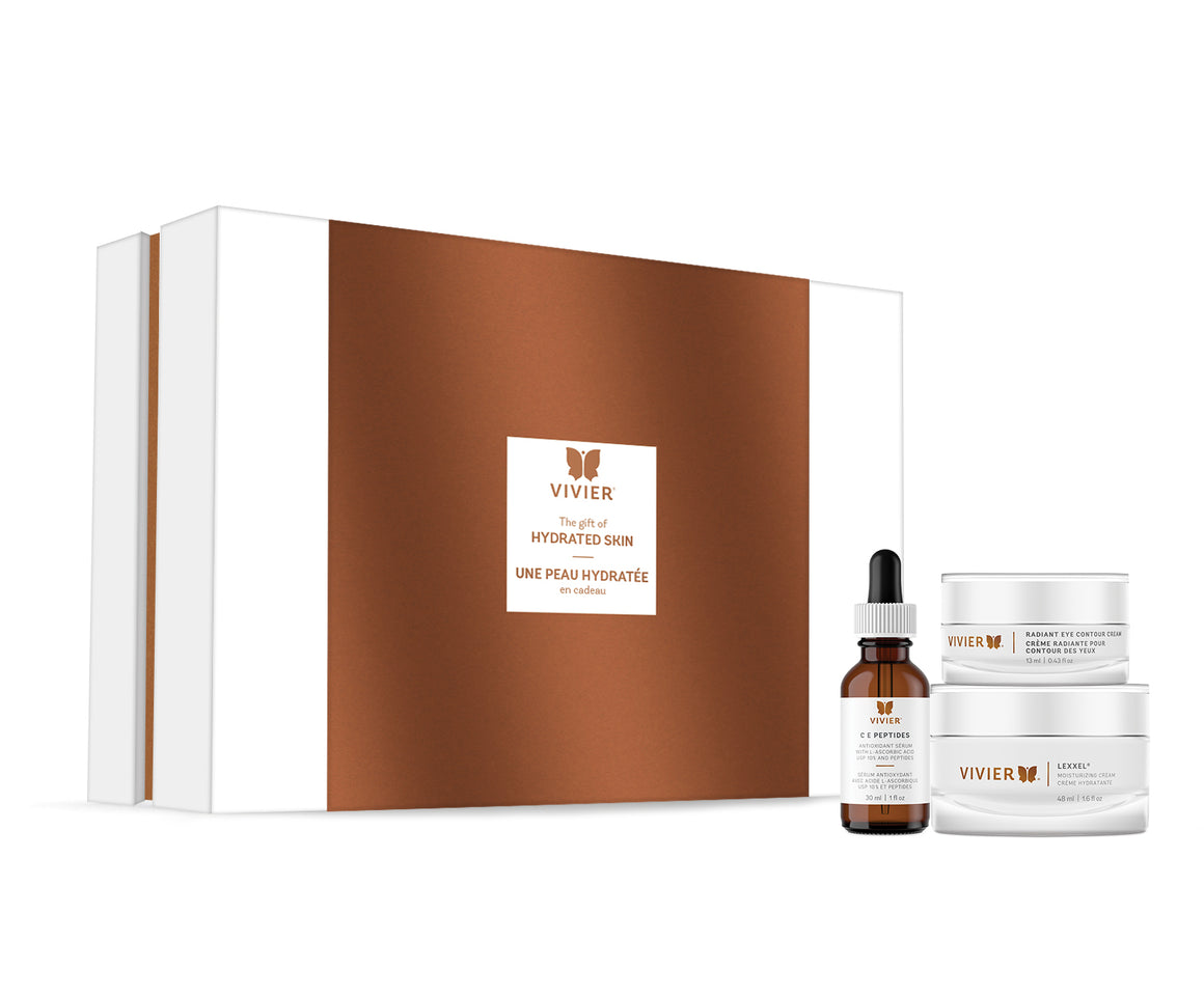 Vivier Holiday Gift Set - Hydrated Skin