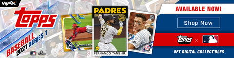 Topps launches MLB NFTs and my experience