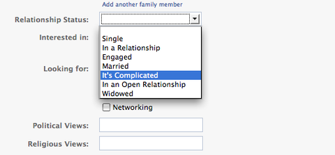 My relationship with Facebook