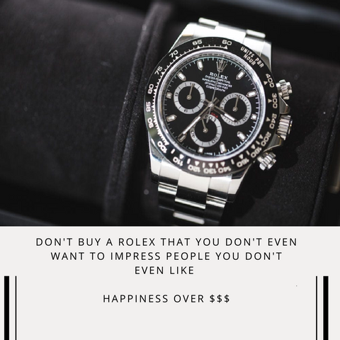 Build for Happiness not $$$ - 5 Keys to Happiness and Success