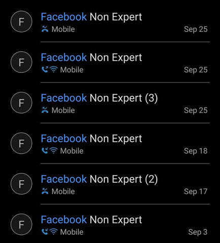 Facebook Marketing Experts Blowing Me Up