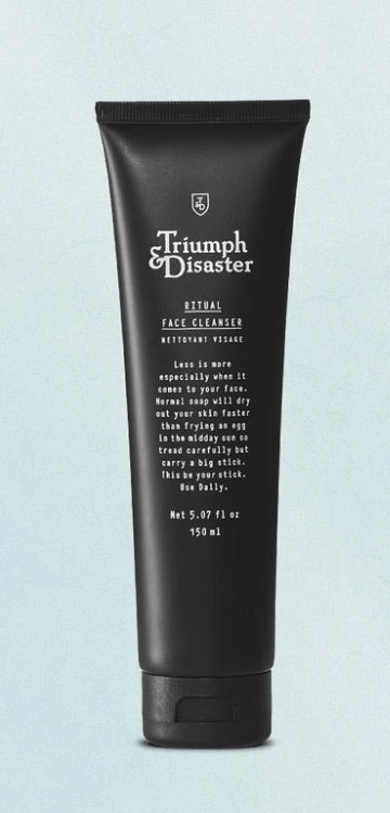 Triumph & Disaster Face Cleanser (for men)