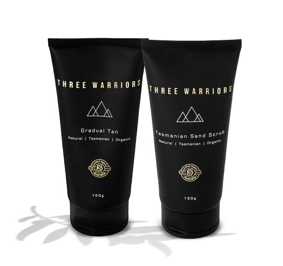 Power Couple Pack | An organic flawless tan