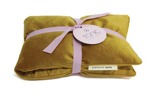 Barley & Lavender Luxe Velvet Heat Pillows