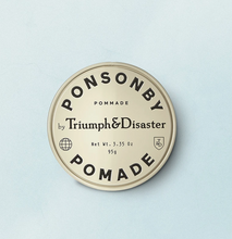 Load image into Gallery viewer, Triumph & Disaster Ponsonby Pomade