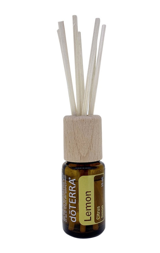 Wooden Reed diffuser for Essential Oil Bottles