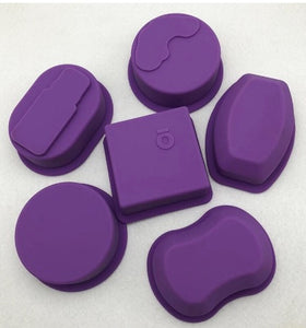 Silicon Moulds - doTERRA (pack of 6)
