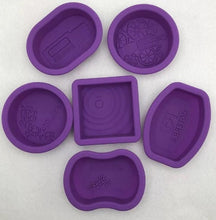 Load image into Gallery viewer, Silicon Moulds - doTERRA (pack of 6)