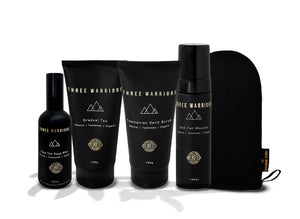 Dream Team Pack | An organic tanning collection